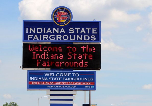 Indiana State Fairgrounds.