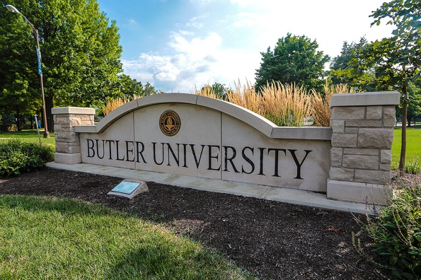 Butler University in Indianapolis, Indiana.