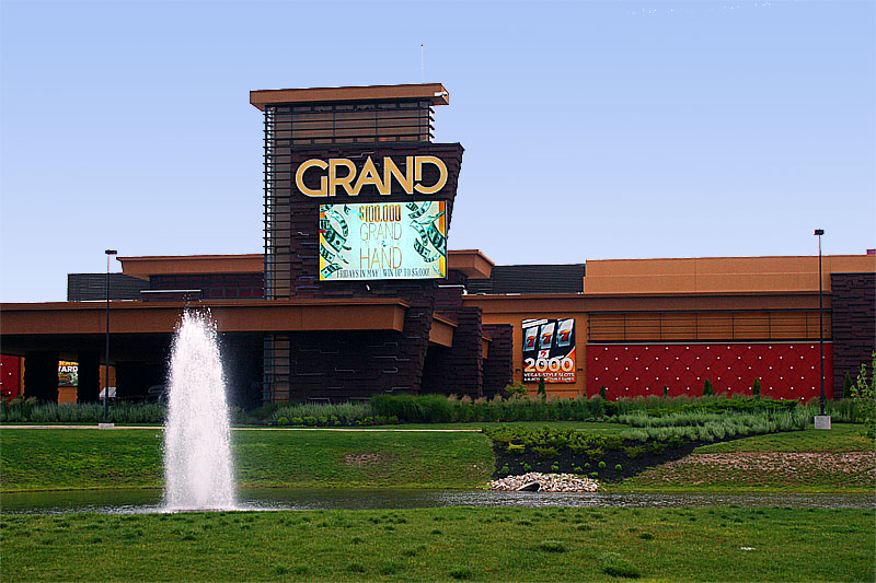 Casinos Near Indianapolis Indiana Map & List