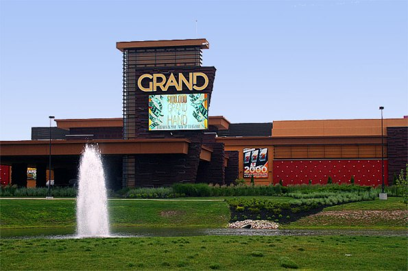 Indiana Grand Casino in Shelbyville, Indiana.
