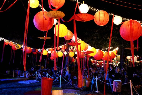 Feast of Lanterns at Spades Park