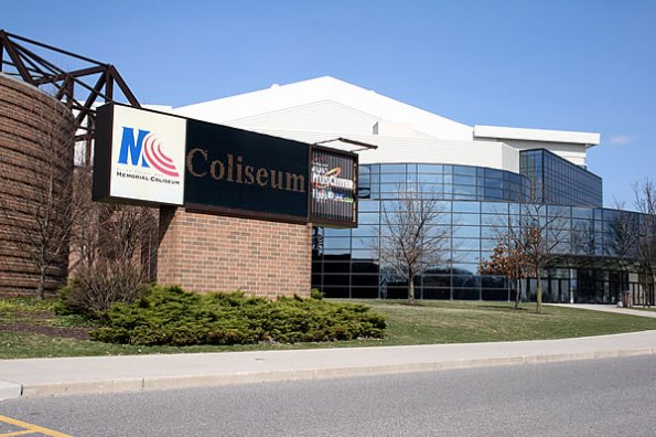 Allen County War Memorial Coliseum, Fort Wayne